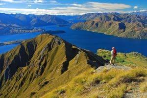 Lors d'un working Holiday en Nouvelle-Zélande profitez des paysages