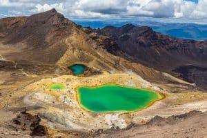 Visitez le Tongariro National Park lors de votre VVT Canada.