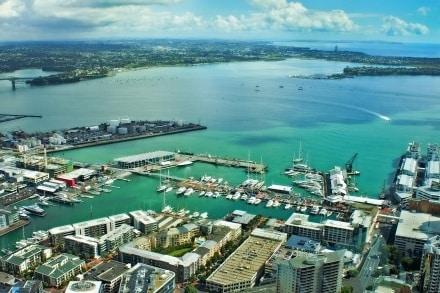 Auckand City est la capitale de la Nouvelle-Zélande