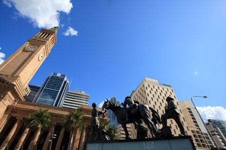 Brisbane en Australie est un point de départ idéal pour un Working Holiday.