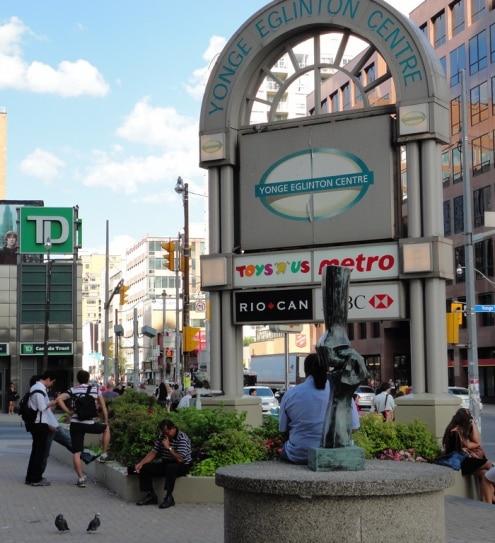 Prenez des cours d'anglais dans une école de langue à Toronto grâce au PVT Canada.