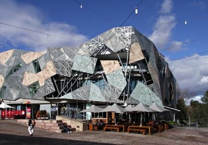 Découvrez Federation Square à Melbourne