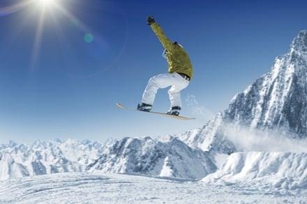 Le ski permet de trouver facilement un job à Queenstown en Nouvelle-Zélande.