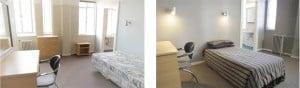Logement en famille d'accueil ou en appartement en résidence étudiants à Wellington