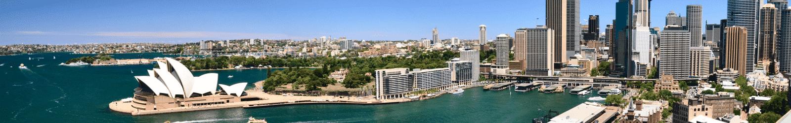 Pourquoi ne pas commencer par visiter l'Opéra de Sydney, en Australie, lors de votre WHV?