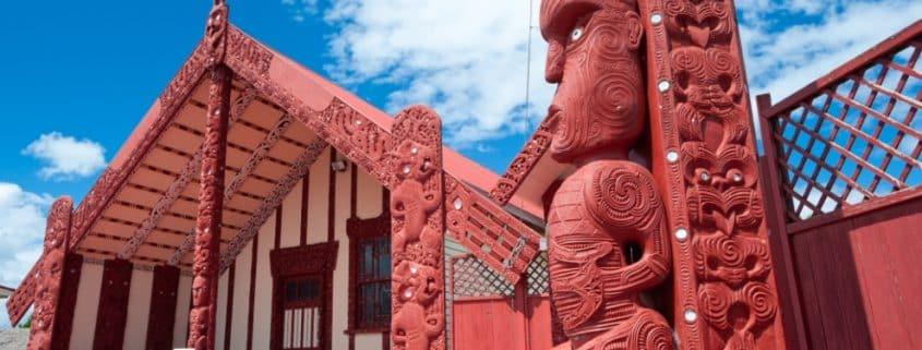 Un VVT en Nouvelle Zélande est l'occasion de découvrir la culture Maorie