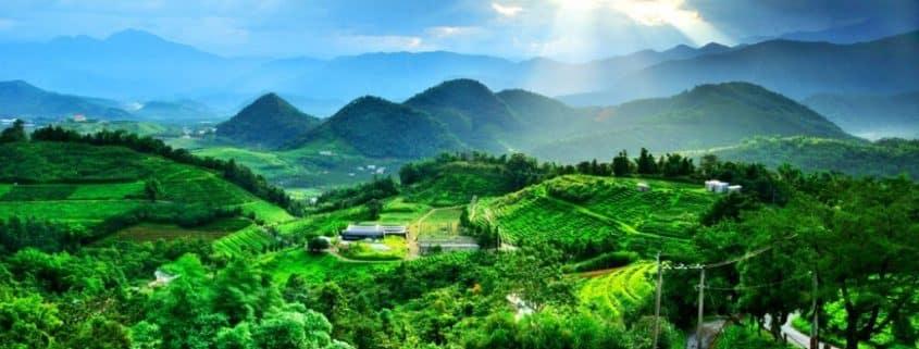 Le PVT Taiwan est accessible depuis la Belgique