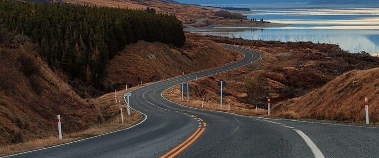 Conduire en Australie et en Nouvelle Zélande est facile